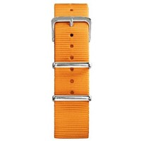 Bracelet Nato Orange Oxygen