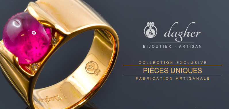 Pièces Uniques - Fabrication Artisanale de Bijoux
